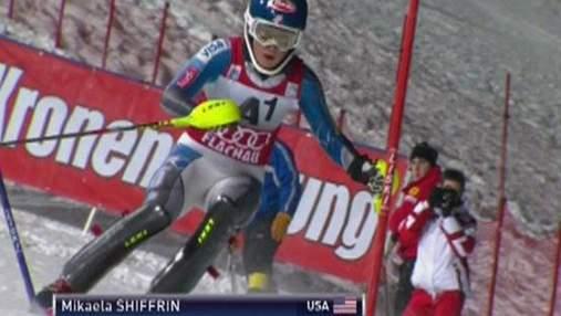 Марія Хоффль-Ріш втратила перемогу, помилившись у другій спробі