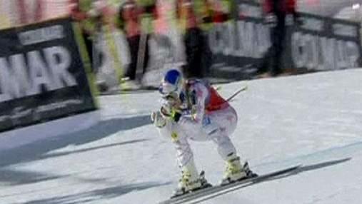 Ліндсі Вон здобула першу перемогу у 2013 році у гірськолижному спорті
