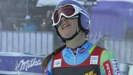 Гірські лижі: Ліндсі Вон не дозволила Тіні Мазе виграти домашні змагання