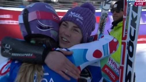 Гірськолижниця Тесса Ворлі - чемпіонка світу в гігантському слаломі