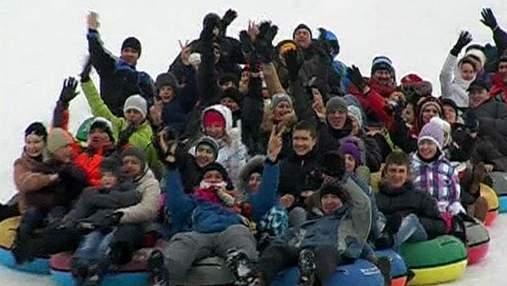 На Буковині встановили рекорди з наймасовіших спусків