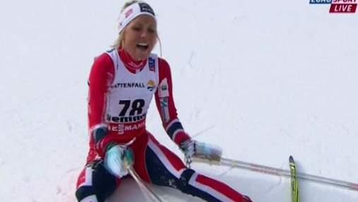 """""""Золото"""" на чемпіонаті світу з лижних гонок традиційно розіграли норвежки"""