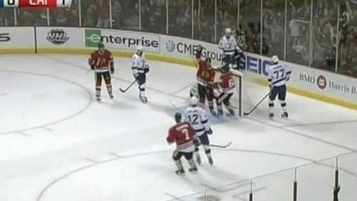 Обзор матчей NHL: Действующие обладатели Кубка Стэнли потерпели первое поражение в сезоне