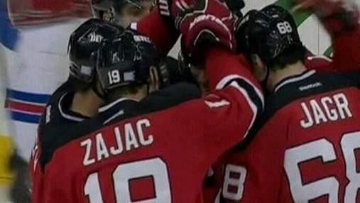 """""""Нью-Джерси"""" одержали первую победу в новом сезоне NHL"""