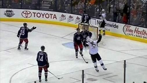 Хоккей NHL: Джефф Заткоф совершил первый шатаут в карьере