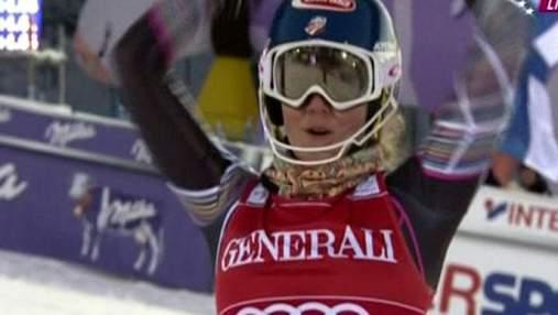 Шифрін очолила загальний залік Кубка світу з гірськолижного спорту