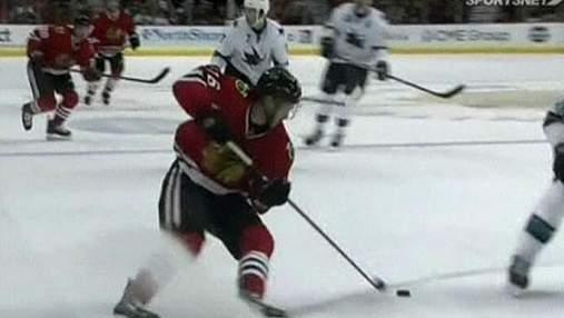 """""""Чикаго"""" - новый лидер регулярного чемпионата NHL"""