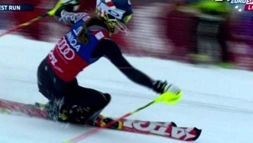 Гірські лижі. Шильд встановила рекорд - 35 перемог у слаломі