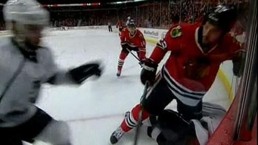 """""""Чикаго"""" обыграл """"Лос-Анджелес"""" и продолжает лидировать в NHL"""