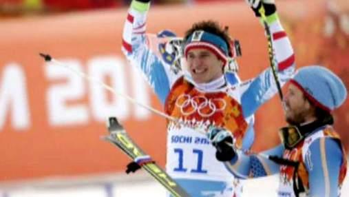 Сочі-2014. Австрієць Матіас Маєр виборов золоту медаль зі швидкісного спуску