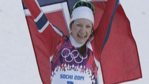Сочі-2014. Норвежці вибороли ще 2 золоті медалі