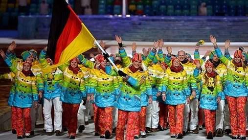 Лидером в медальном зачете Сочи-2014 остается Германия