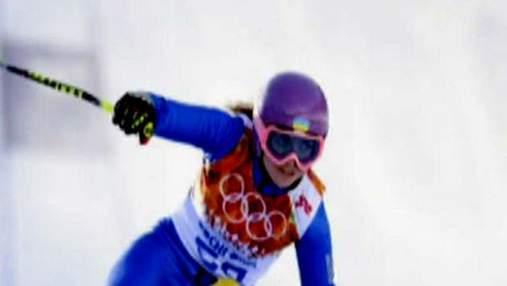 Сочі-2014. Гірські Лижі. 18 лижниць не зуміли фінішувати у Супер-гіганті