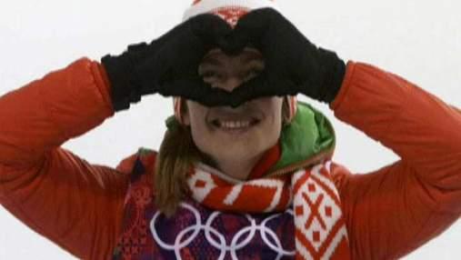 """Сочи-2014: Белорусская биатлонистка выиграла третье олимпийское """"золото"""""""