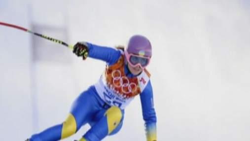 Сочи-2014. Горные лыжи. Мацецкая заняла 43-е место в гигантском слаломе
