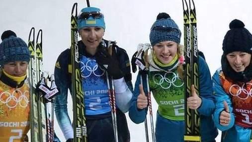 Бубка посвятил победу биатлонисток в Сочи всему украинскому народу