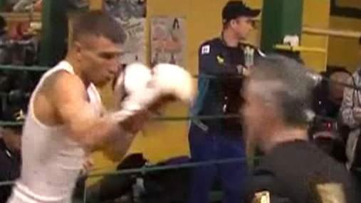 Ломаченко завершил подготовку к чемпионскому бою против Салидо
