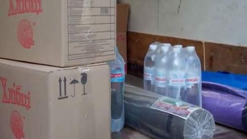 Волонтери передали бійцям АТО 1 тонну гуманітарної допомоги