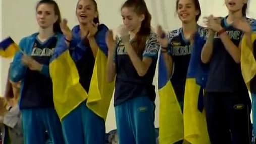 Художественная гимнастика. Ризатдинова за день завоевала три бронзовых награды