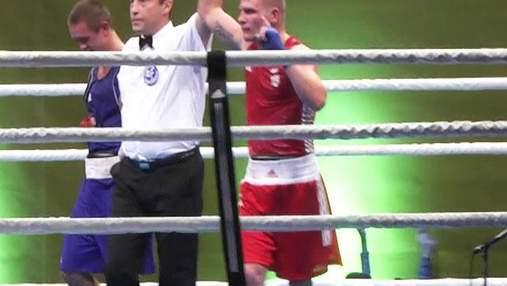 Бокс: Берінчик відстояв титул чемпіона України