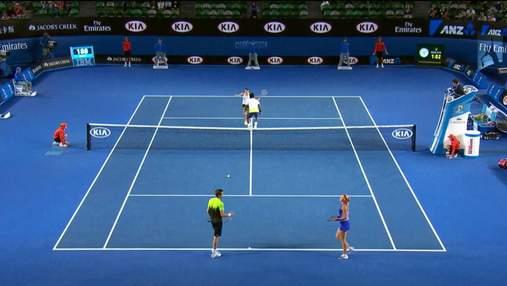 Спортивный обзор: победа украинки в фехтовании, Хингис стала чемпионкой Australian Open
