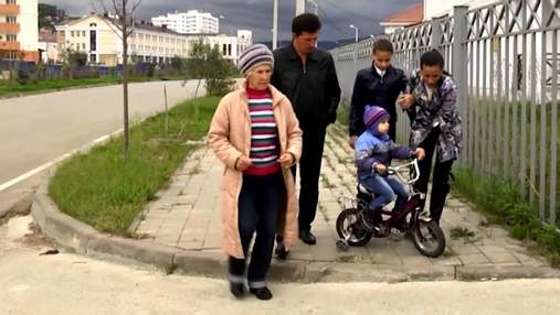 Из-за Олимпийских игр – россияне живут на свалках