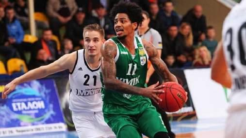 Чемпионат Украины по баскетболу: каждый матч — загадочный