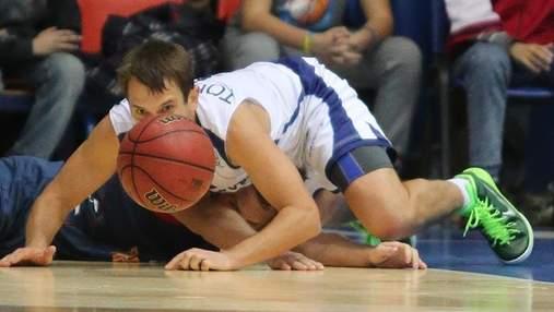 Чемпионат Украины по баскетболу: второй круг обещает интригу