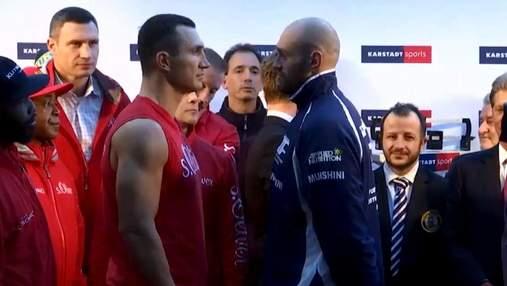 Фьюри считает бой-реванш против Кличко приоритетным для себя