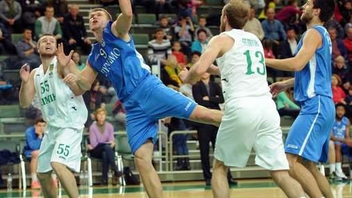 Чемпионат Украины по баскетболу: принципиальное дерби и битва лидеров