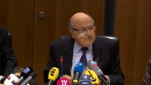 Комитет ФИФА вынес приговор Блаттеру и Платини