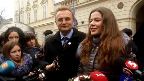 Львів перетворився на шахове місто