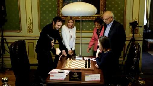 Вакарчук решил поддержать Музычук в шахматном финале