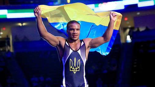 Українець став чемпіоном Європи з греко-римської боротьби