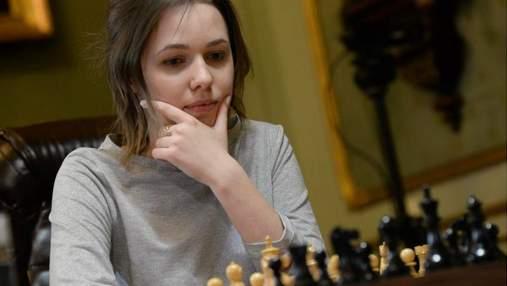 Украинка Музычук потеряла мировую шахматную корону
