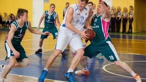 Определились три полуфиналиста чемпионата Украины по баскетболу
