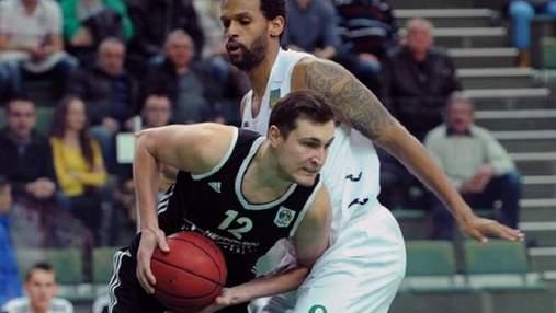 Чемпионат Украины по баскетболу: их осталось четверо