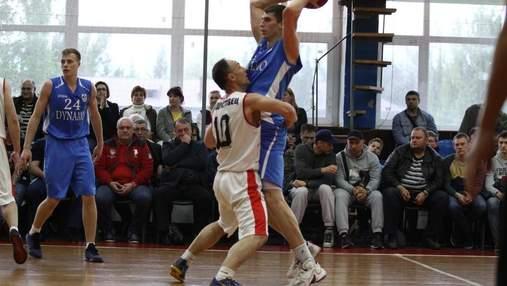Определились финалисты баскетбольной Суперлиги Украины