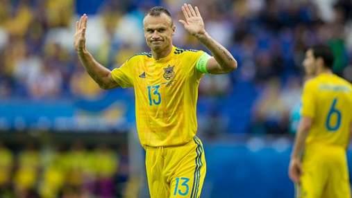Опрос: Кто виноват в провале сборной Украины на Евро-2016?