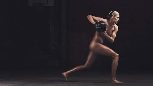 Оголені зірки спорту продемонстрували тіла, які хоче кожен (18+)