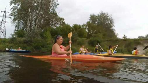 Спортивний туризм на воді в Україні: відпочинок для кожного