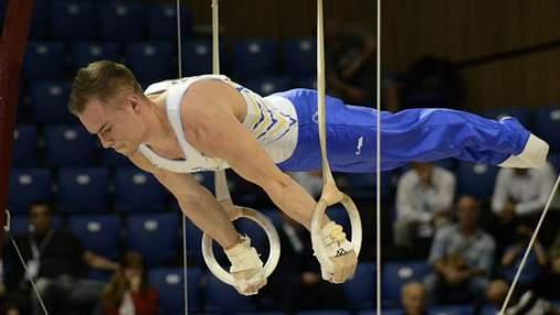 Олимпиада-2016: после удачного выступления украинский гимнаст поработал журналистом