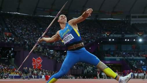 Из-за допинга украинского спортсмена лишили олимпийской медали