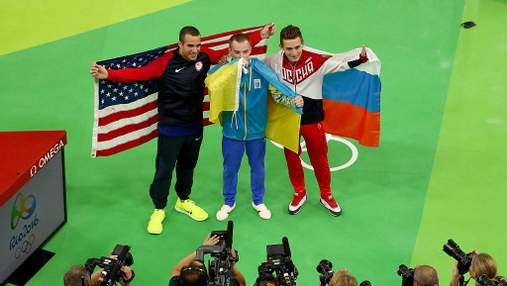 Дончанин выиграл золото в Рио, именем украинского гимнаста назовут элемент – главное за день