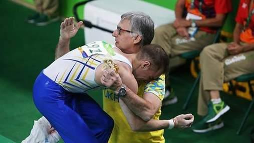 Верняев и его тренер прокомментировали победу на Олимпиаде