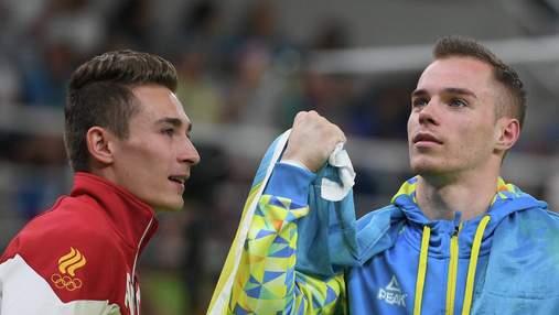 Российский гимнаст прокомментировал победу Верняева