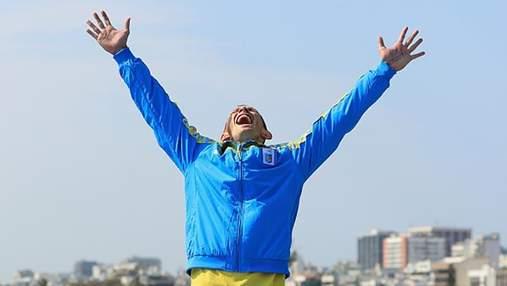 Юрій Чебан став дворазовим олімпійським чемпіоном: фото перемоги