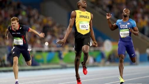 Непревзойденный Болт творит олимпийскую историю