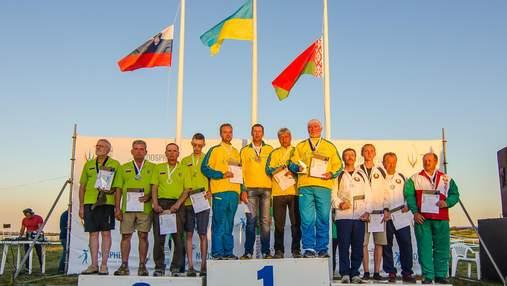 Українська доросла збірна стала абсолютним чемпіоном світу з ракетомодельного спорту