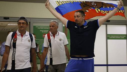 Главу російських уболівальників затримали за бійки на Євро-2016